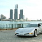 Packer, Ron and Marilyn - 2003 Silver Z06