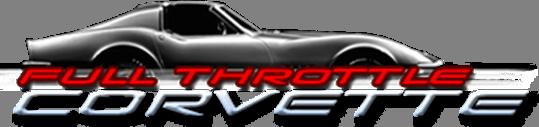 Full Throttle Corvette