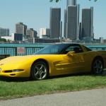 Tonucci,  Carla 2001 Millennium Yellow Coupe