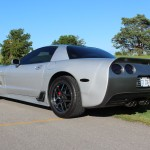 Packer, Ron and Marilyn, 2003 Z06 Supercharged 670 HP